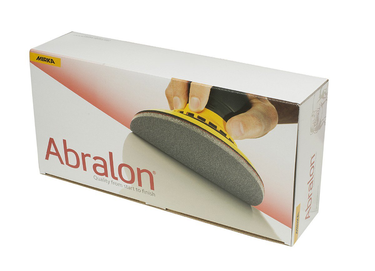 Mirka Abralon disques - 150 mm-P1000 (20)