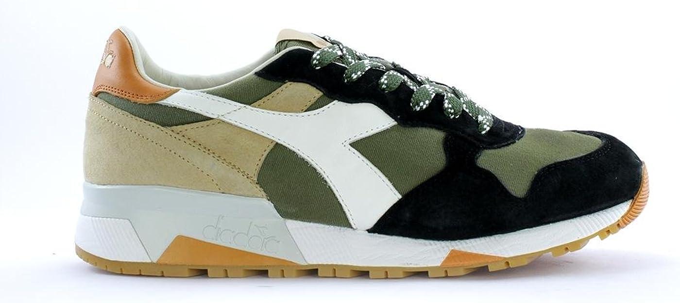 DIADORA HERITAGE uomo sneakers basse TRIDENT 90 C SW 201.161304 01 C6158