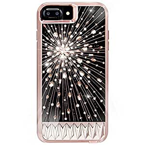 Case-Mate iPhone 8 Plus Case - LUMINESCENT - Light Up Crystals - Military Drop Protection - Protective Design for Apple iPhone 8 Plus - Luminescent