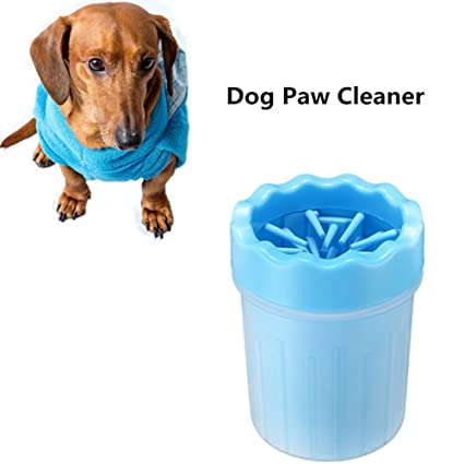 Amazon Com Ganeite Dog Paw Cleaner Portable Pet Foot Washer Cup