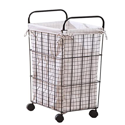 Amazon.com: Storage Basket Toy Storage Laundry Basket Baby Storage ...