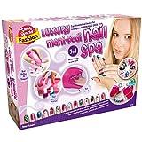 luxury world - Small World Toys Fashion - Luxury Mani Pedi Nail Spa Makeup Kit