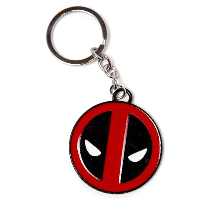 Marvel Llavero DeadPool, Metal, Keychain, Keyring: Amazon.es ...