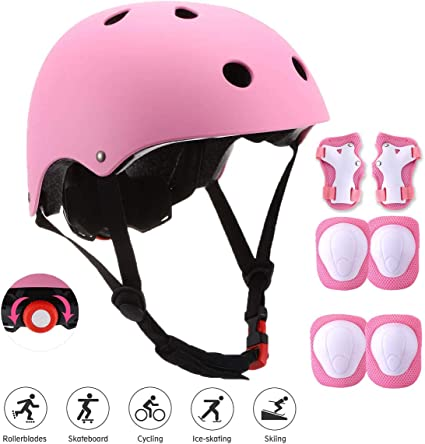 Children Bicycle Safety Helmet Skateboard Riding Kids Hed Cycling Safe Equipment