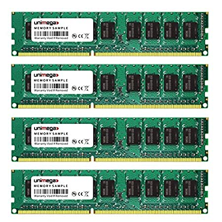 8GB Dual Channel KIT 2x 4GB f/ür HP Compaq ProLiant DL160se G6 DDR3 1333MHz PC3-10600E ECC UDIMM RAM Speicher Memory
