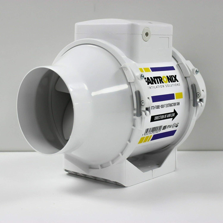 Fantronix FTX-Rohr mit gemischtem Durchfluss