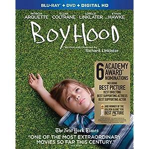 Boyhood [Blu-ray] (2014)