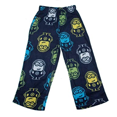 a6b7d80c18c8f5 Amazon.com  Despicable Me 2 - Minion Pajama Bottoms - Size 10 12 ...