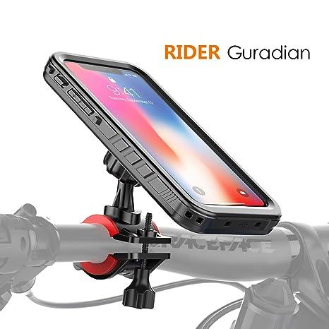 custodia iphone x bici