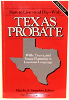How to Probate and Settle an Estate in Texas, 4th Ed  (Ready