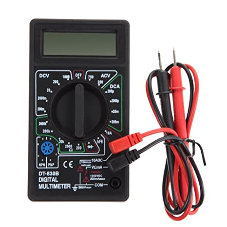 Review LALICORP LCD Digital Multimeter