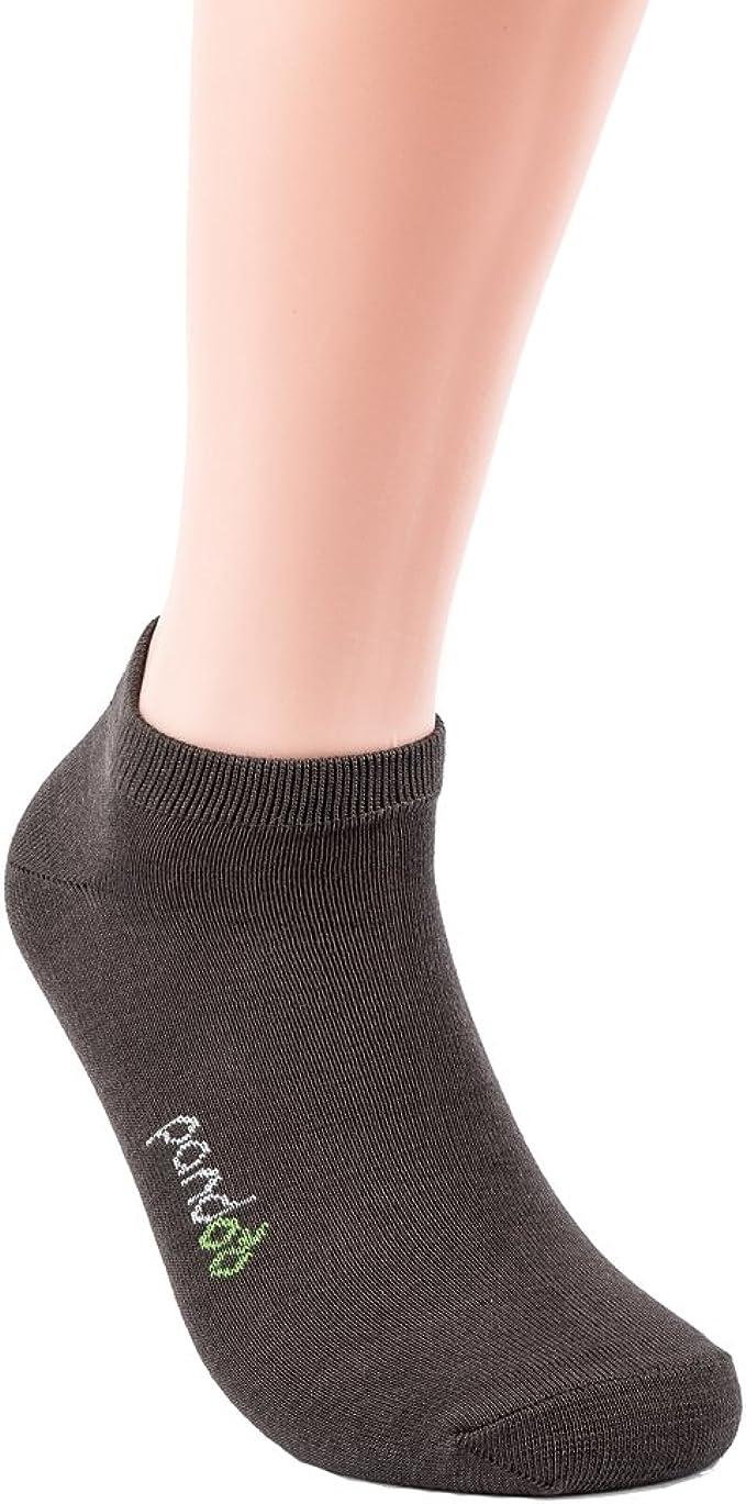 6 Paar Herren Bambus Socken atmungsaktiv gegen Schweißfüße und ohne Gummibund