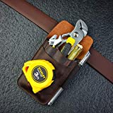 Viperade PJ14 Leather Tool Pouch, Tape Measure