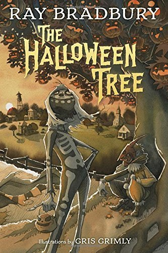 The Halloween Tree by Ray Bradbury (2015-08-04) -