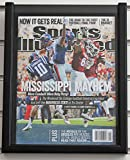 Magazine Display Case Shadow Box Frame for CURRENT Illustrated Magazine or Comic Book BH02-BL