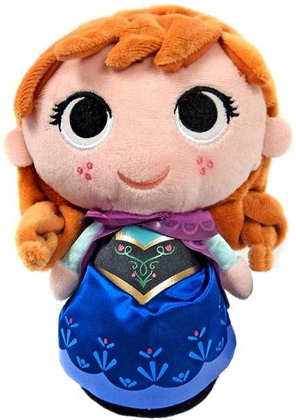 amazon com funko disney frozen super cute plushies anna plush
