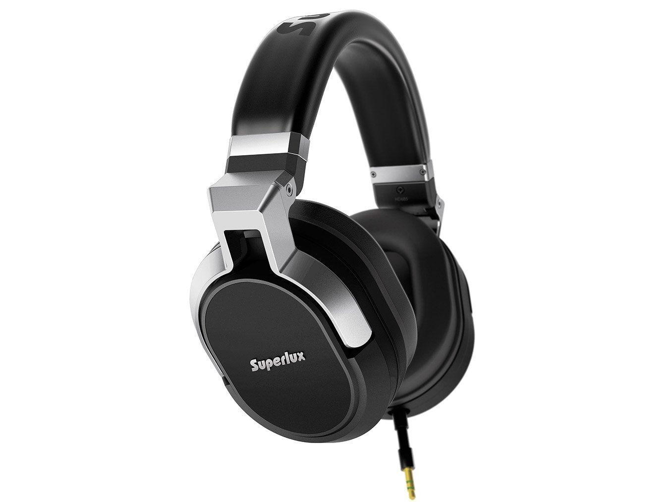 Superlux HD-685 High-Definition Closed-back Studio Headphones