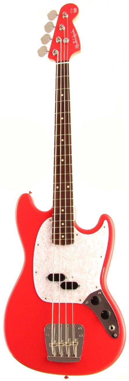Psychederhythm Gastank Bass (Fiesta Red) B008YUNIDE