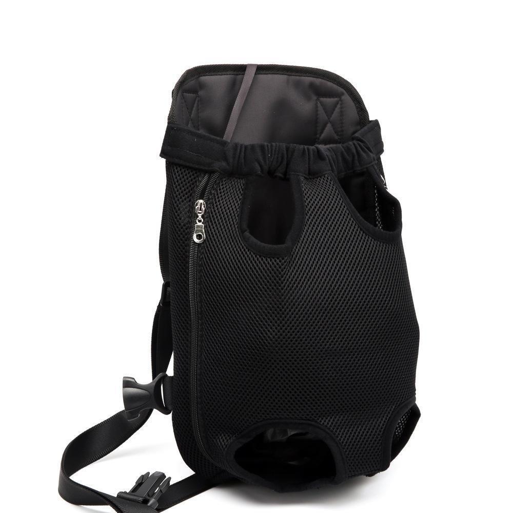 Dixinla Zaino per animali domestici Viaggio zaino petto di tasca tasca tasca borsa borsa 797092