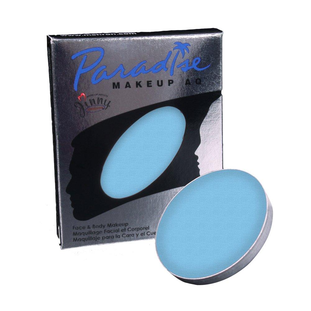 Mehron Makeup Paradise AQ Refill (.25 ounce) (Light Blue)