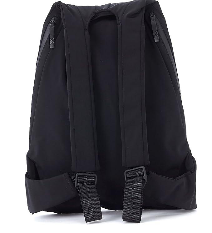 f485400bbe Y-3 Yohji Black Ultralight Nylon Backpack  Amazon.co.uk  Clothing
