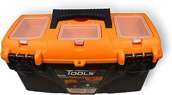 16 Premium – Caja de herramientas vacía Caja de herramientas caja de herramientas caja de herramientas Top.: Amazon.es: Bricolaje y herramientas