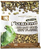 ZuPreem Nut Blend Diet for Medium/Large Birds, 3.25-Pound