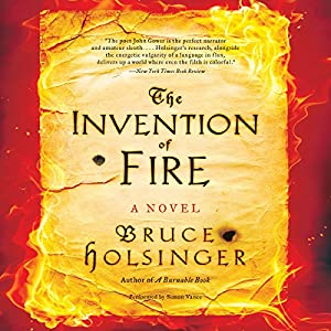 The Invention of Fire Hörbuch