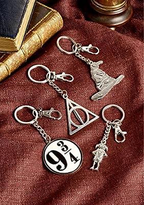 Official Harry Potter Sorting Hat Keyring