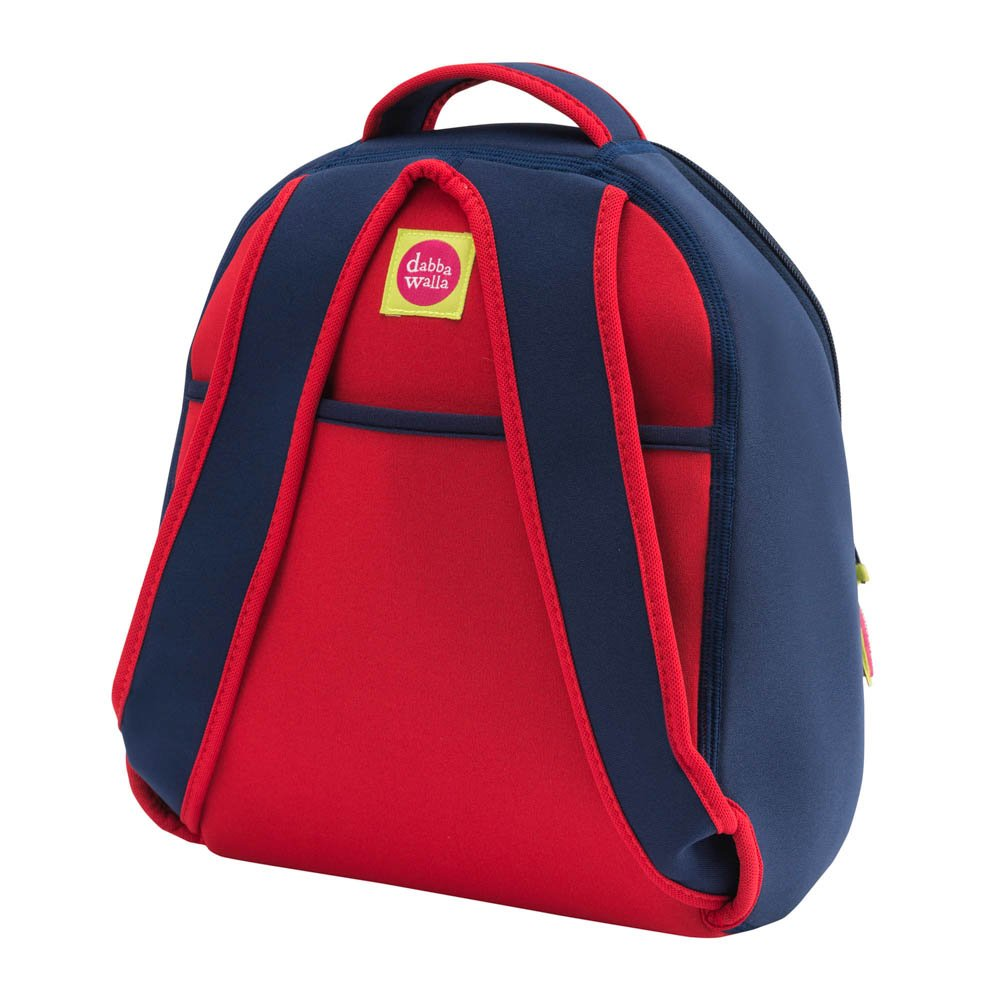 069f203ddf30 Amazon.com  Dabbawalla Bags Vintage Flyer Preschool Backpack  Baby