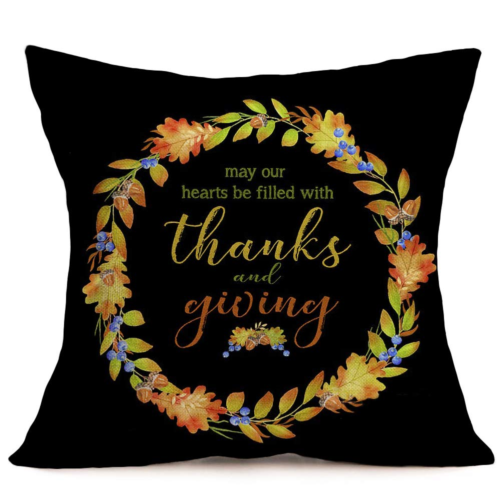 Size: 24X24X6 - TELAVC8146DI24 KAVKA Designs 4 Like Ever Accent Pillow, Black//Red - TRADITIONS Collection