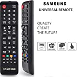EHOP Universal Compatible Remote for Samsung LED/LCD TV (Black)