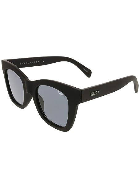 Quay Australia After Hours Gafas de sol, Negro (Black/Smoke ...