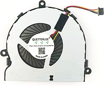 15-BS Laptop CPU Cooling Fan for 15-A 15-AY 15-AF 15-AC