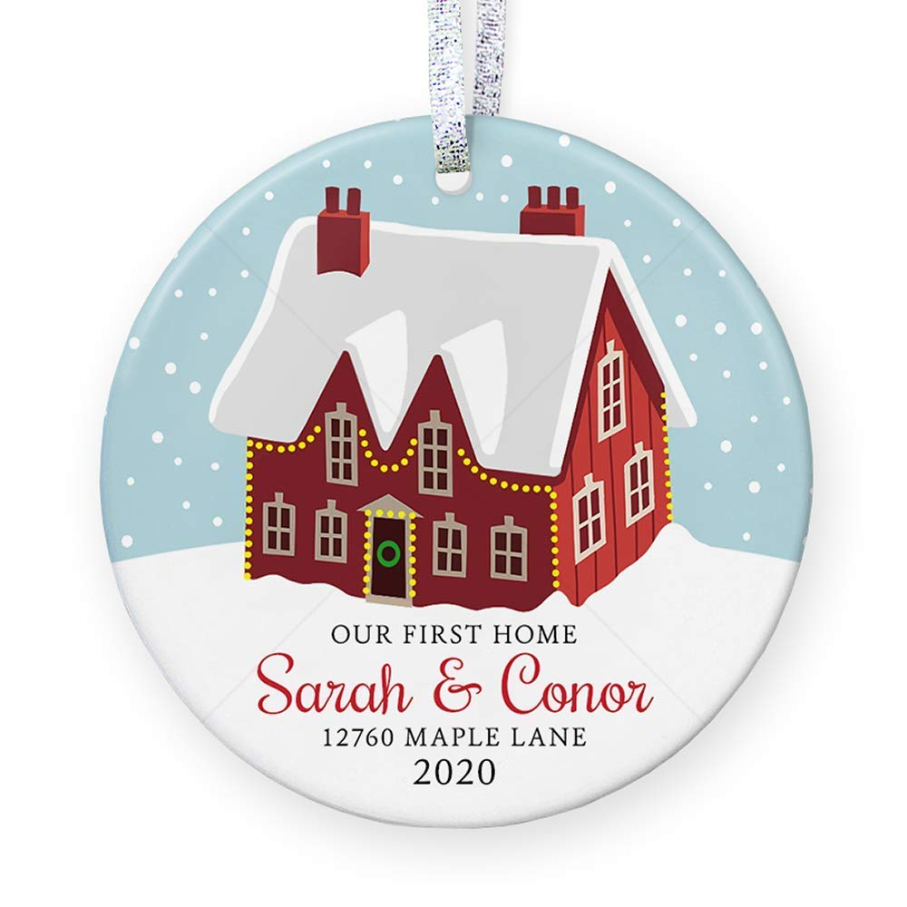 New House Gift Pandemic Gift Housewarming Gift Gift For Newhouse Owners We Bought A House Ornament Newhouse Personalized Gift