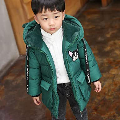 Kids Coat, Ouneed Baby Toddler Boys Girls Winter Hooded Coat Cloak Thick  Warm Clothes: Amazon.co.uk: Clothing
