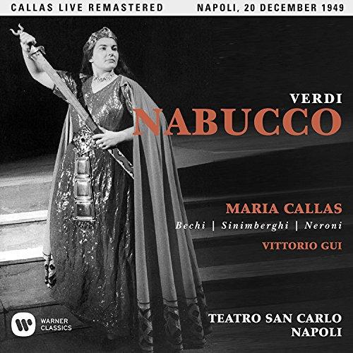 Verdi: Nabucco (Napoli, 20/12/1949)(2CD) for sale  Delivered anywhere in USA