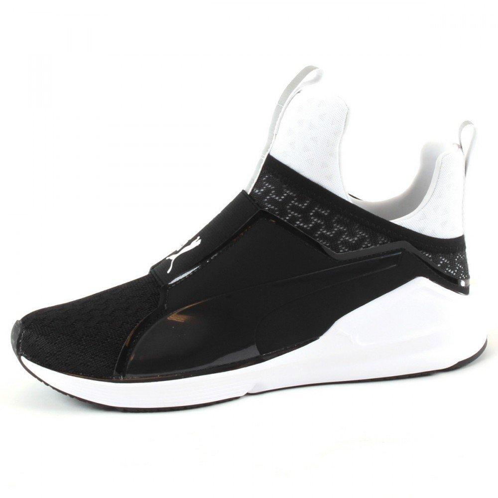 Puma Fierce Fierce Fierce Eng Mesh schwarz Weiß 722ab8