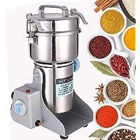 Ultra-fine Mill Powder Machine Swing Type Dry Cereals Grain Mixer Mill for Herb Grinding Grain Pulverizer WMDXTM Electric Grain Grinder