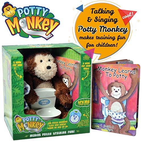 Potty Monkey - Potty Training Toy And Toilet Training ()