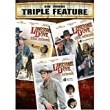 "Triple Feature Package of Lonesome Dove: The Series. Featuring characters from the original miniseries, ""Lonesome Dove: The Series"" revolves around the life and times of Newt Call, the young cowhand who started out as a boy in Lonesome Dove, and is n..."