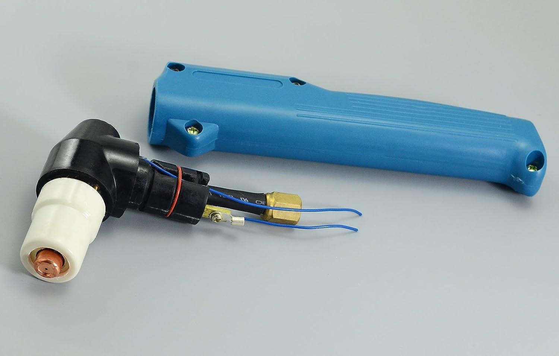 C1352 Cebora CP-50 Corps t/ête Torche d/écoupeur plasma et also Fit Trafimet CB-50 PF0050 Original fabriqu/é en Italie