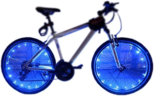 MAGINOVO 2 Pack Led Bike Wheel Light