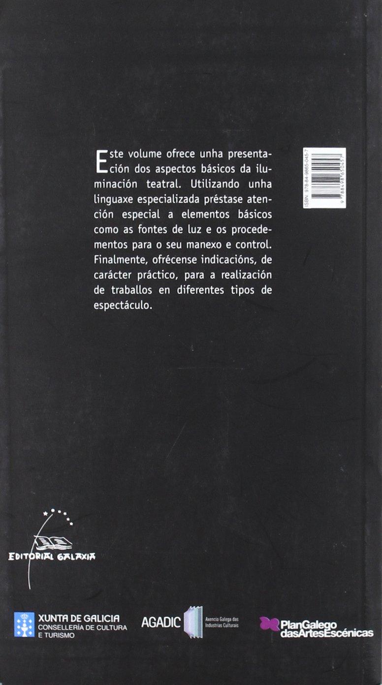 Manual básico de iluminación escénica Biblioteca de teatro. Breviarios:  Amazon.es: Antonio López-Dávila: Libros