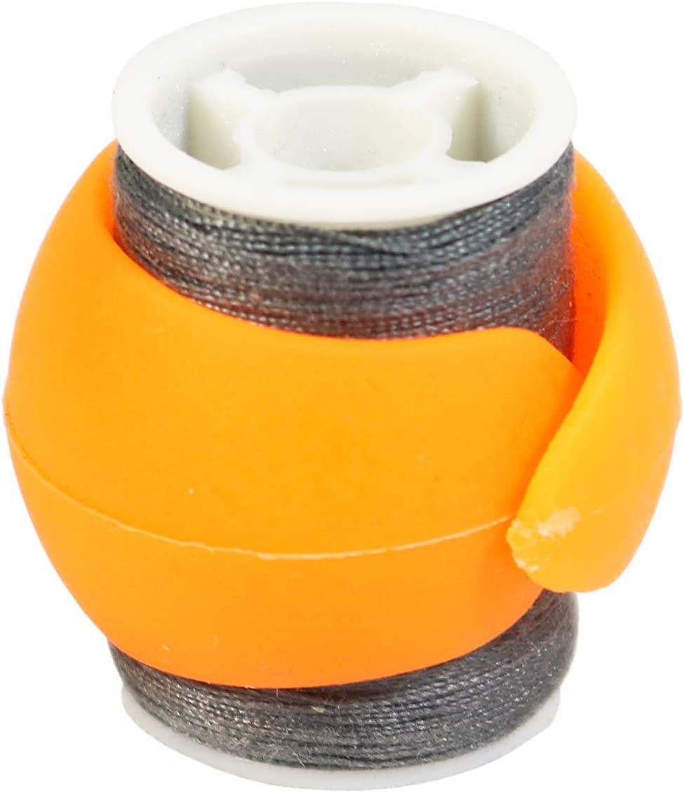 LIN 25 Pack Thread Spool Huggers Preventing Unwinding Thread Tails Complete with 2 Bobbin Saver Buddies