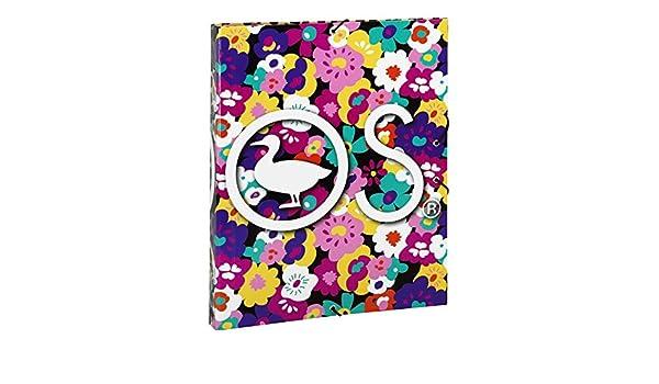 MOOS - Carpeta clasificadora Fº, diseño Animal-Flower (SAFTA 511518069): Amazon.es: Juguetes y juegos
