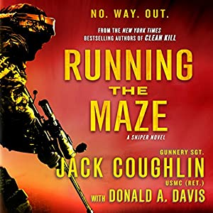 Running the Maze Audiobook