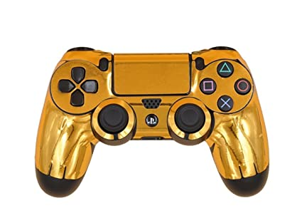 Morbuy PS4 Controller Skin Diseñador Piel Pegatina para Sony PlayStation 4 PS4 Slim PS4 Pro DualShock