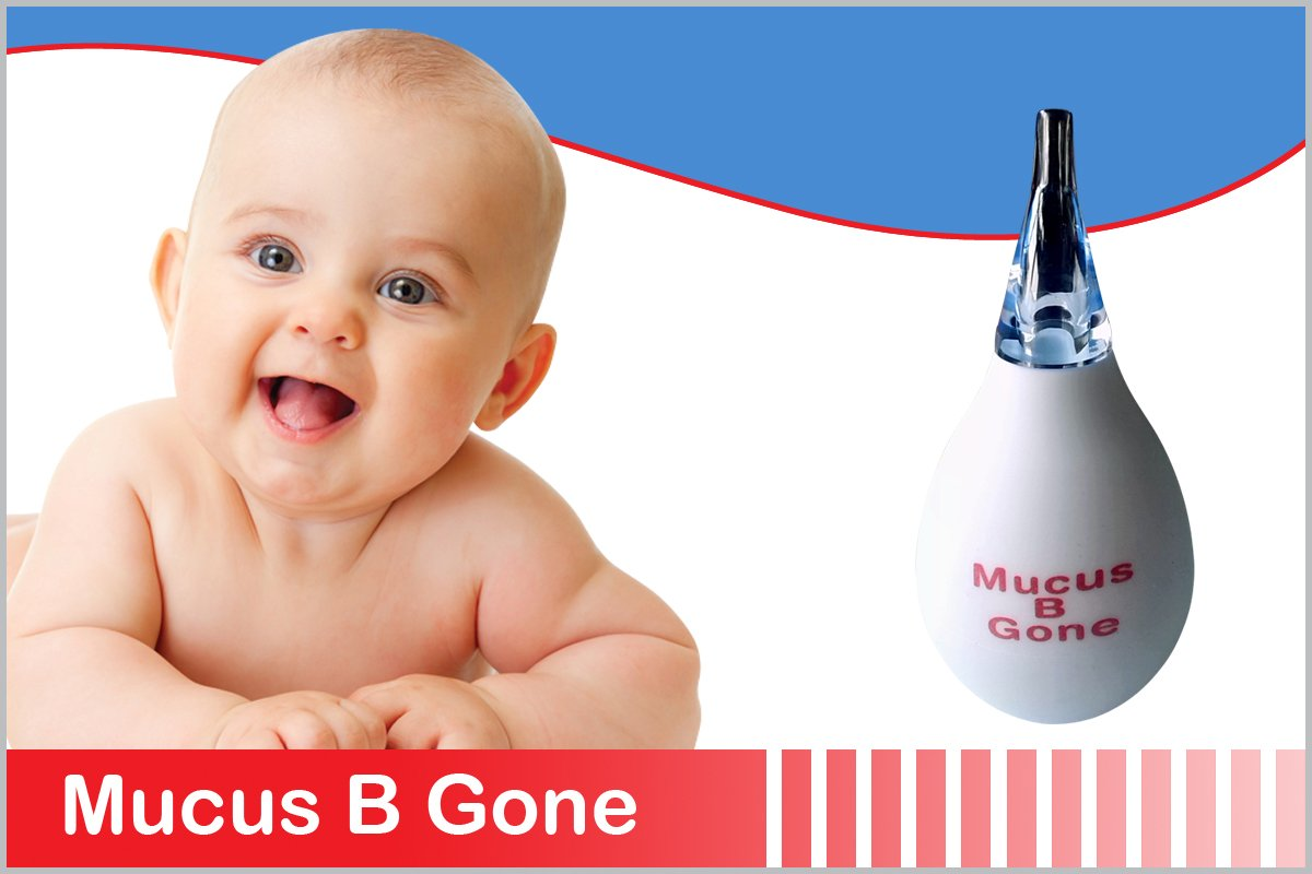 how to get mucus out of baby mouth