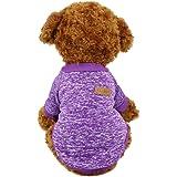 Idepet Pet Dog Classic Knitwear Sweater Fleece Coat Soft Thickening Warm Pup Dogs Shirt Winter Pet Dog Cat Clothes Puppy Cust